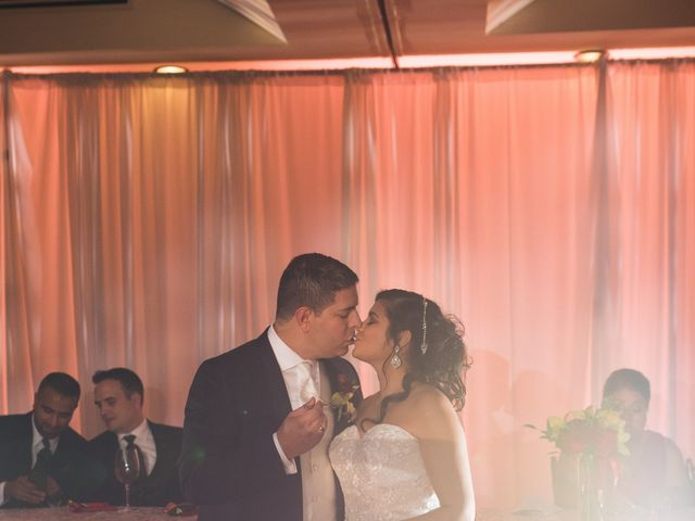 Travis and Jennifer's wedding in Calgary, Alberta 24