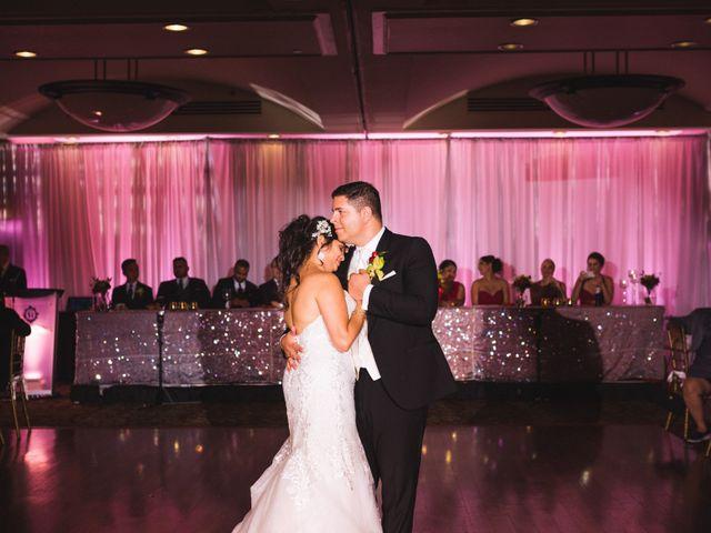 Travis and Jennifer's wedding in Calgary, Alberta 25
