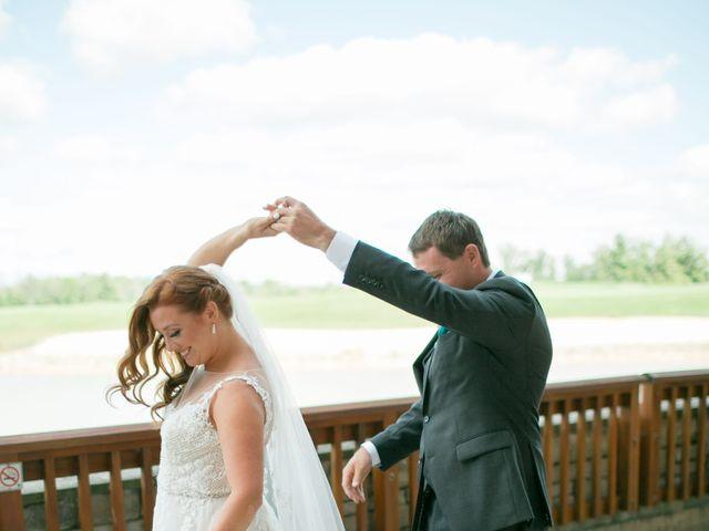 David and Leanne's wedding in Niagara Falls, Ontario 14