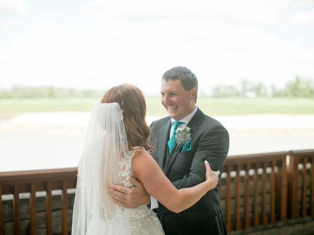 David and Leanne's wedding in Niagara Falls, Ontario 15