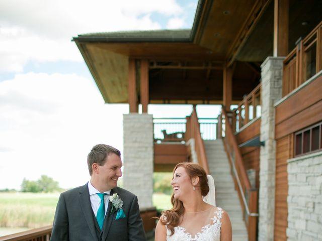 David and Leanne's wedding in Niagara Falls, Ontario 16
