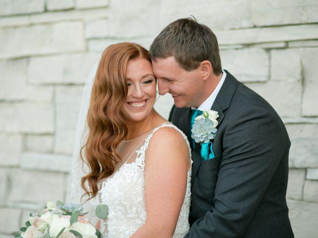 David and Leanne's wedding in Niagara Falls, Ontario 18