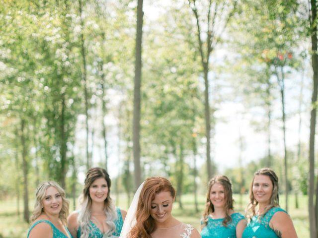 David and Leanne's wedding in Niagara Falls, Ontario 20