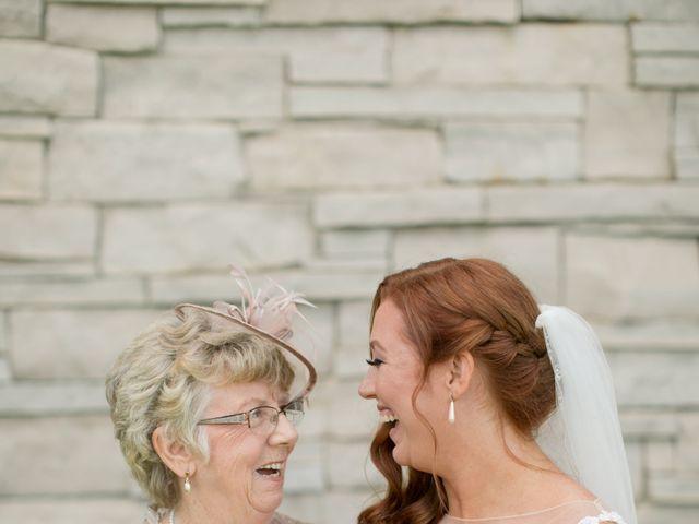 David and Leanne's wedding in Niagara Falls, Ontario 25