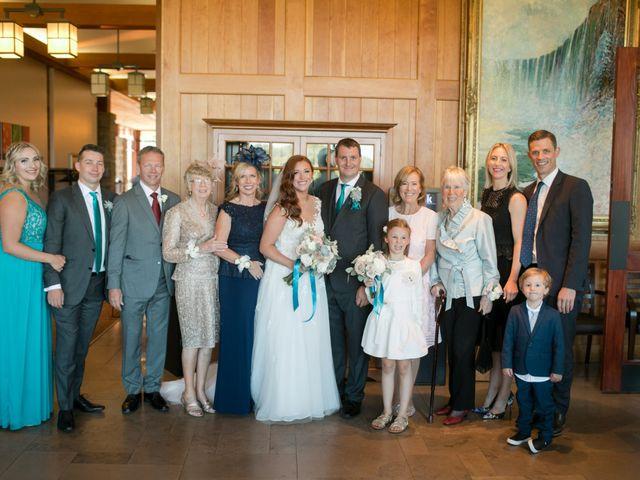 David and Leanne's wedding in Niagara Falls, Ontario 30