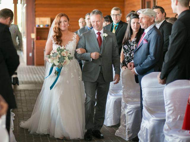 David and Leanne's wedding in Niagara Falls, Ontario 32