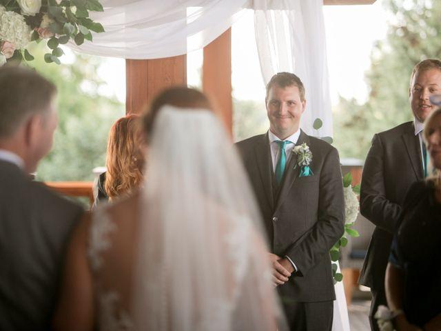 David and Leanne's wedding in Niagara Falls, Ontario 33