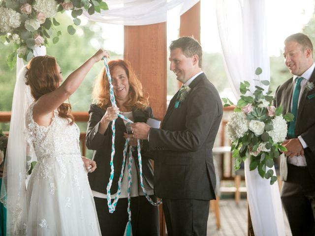 David and Leanne's wedding in Niagara Falls, Ontario 34