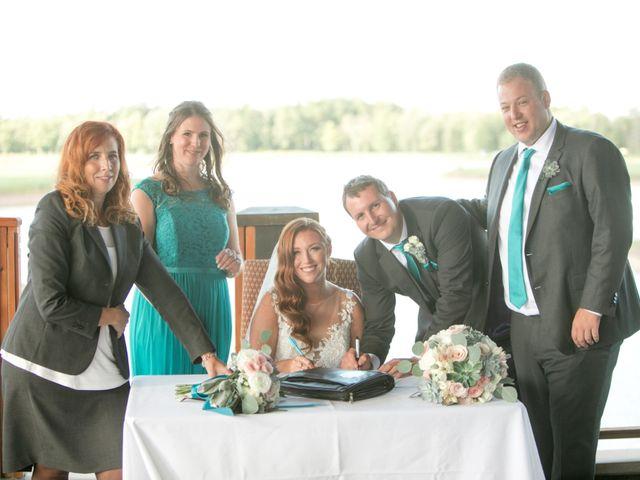 David and Leanne's wedding in Niagara Falls, Ontario 35