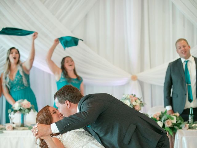 David and Leanne's wedding in Niagara Falls, Ontario 37