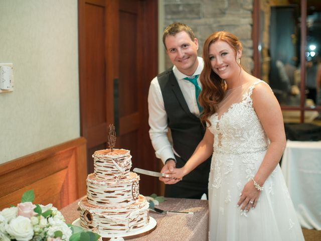 David and Leanne's wedding in Niagara Falls, Ontario 38