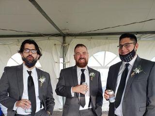 The wedding of Jaimie and Brady 1
