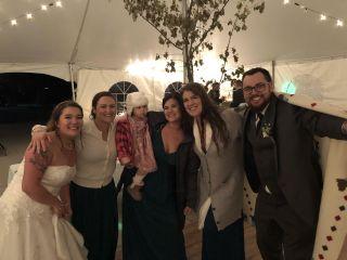 The wedding of Jaimie and Brady