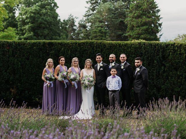 Eli and Angela's wedding in Vancouver, British Columbia 2