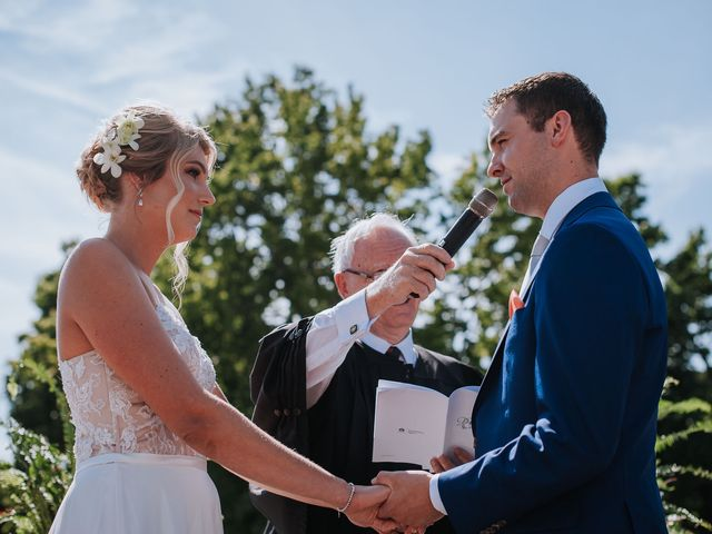 Steve and Claire's wedding in Vancouver, British Columbia 8