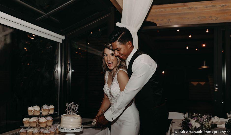 Eli and Angela's wedding in Vancouver, British Columbia