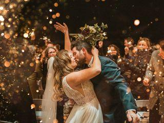 The wedding of Lisa and Jarrid