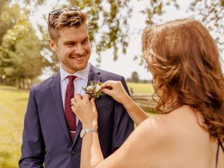 The wedding of Kari and Tyler 2