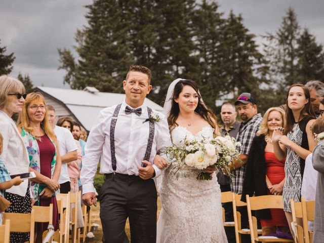 Dallas and Tanisha's wedding in Abbotsford, British Columbia 5