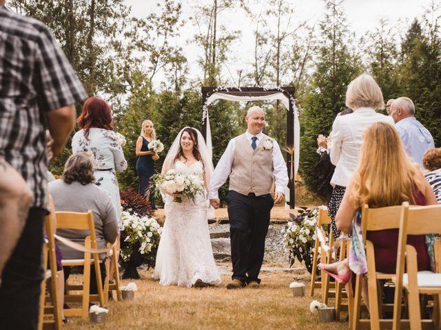 Dallas and Tanisha's wedding in Abbotsford, British Columbia 7