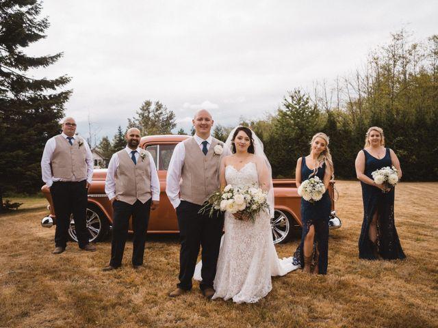 Dallas and Tanisha's wedding in Abbotsford, British Columbia 8