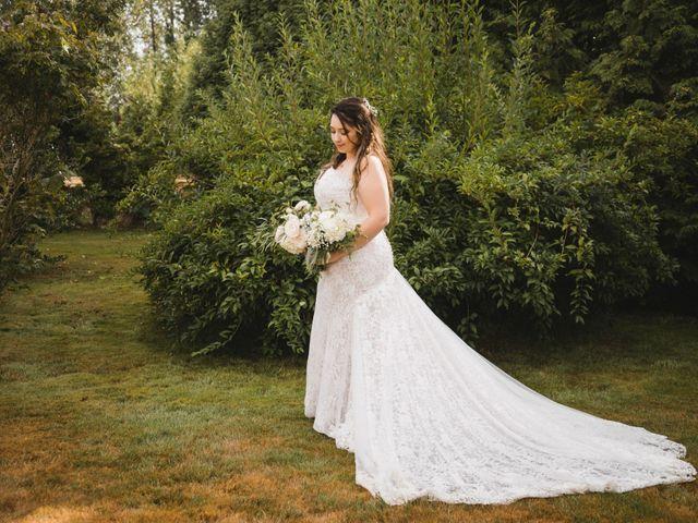 Dallas and Tanisha's wedding in Abbotsford, British Columbia 10