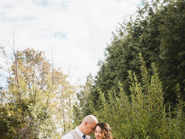 Dallas and Tanisha's wedding in Abbotsford, British Columbia 11