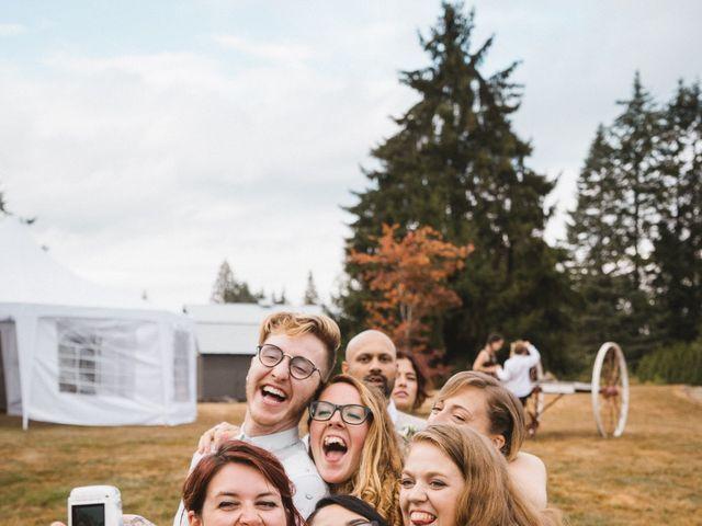 Dallas and Tanisha's wedding in Abbotsford, British Columbia 15