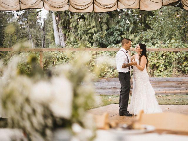 Dallas and Tanisha's wedding in Abbotsford, British Columbia 18