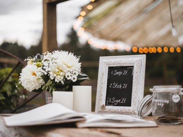 Dallas and Tanisha's wedding in Abbotsford, British Columbia 19