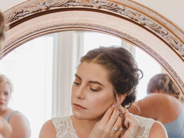 John and Brianna's wedding in Wallace, Nova Scotia 14