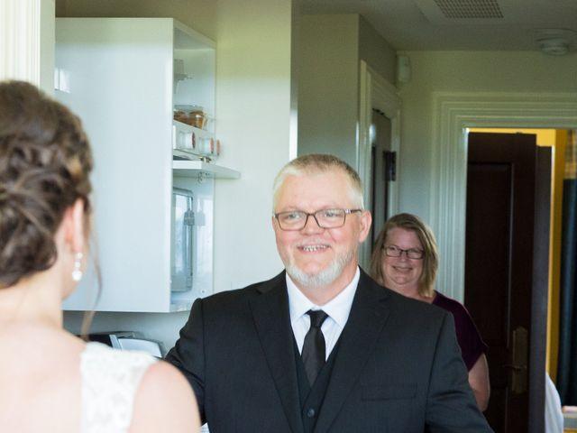 John and Brianna's wedding in Wallace, Nova Scotia 16