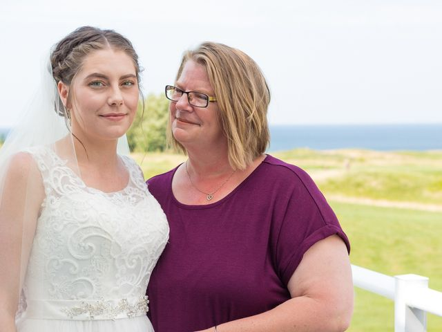 John and Brianna's wedding in Wallace, Nova Scotia 19