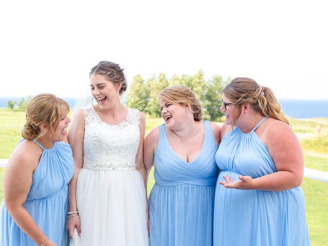 John and Brianna's wedding in Wallace, Nova Scotia 20