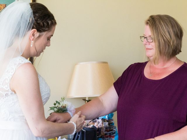 John and Brianna's wedding in Wallace, Nova Scotia 22
