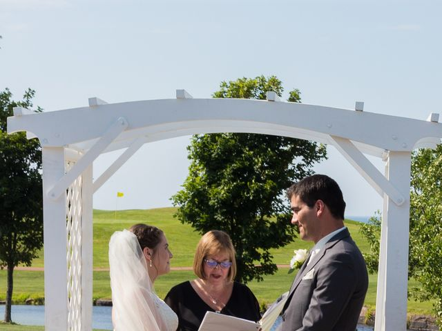 John and Brianna's wedding in Wallace, Nova Scotia 29