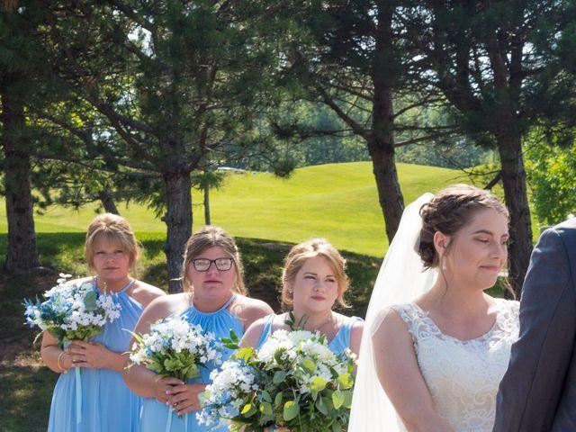 John and Brianna's wedding in Wallace, Nova Scotia 30