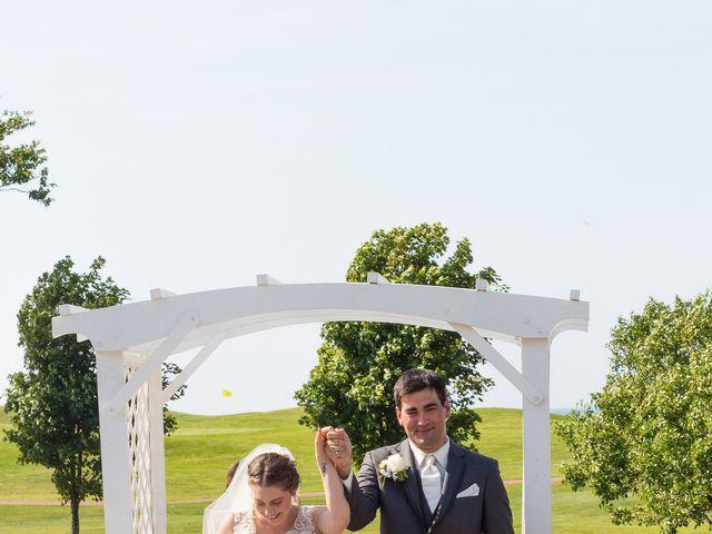 John and Brianna's wedding in Wallace, Nova Scotia 33