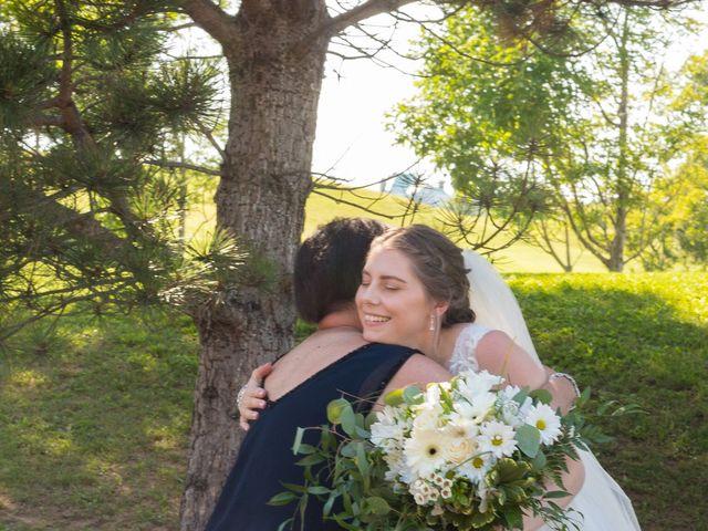 John and Brianna's wedding in Wallace, Nova Scotia 34