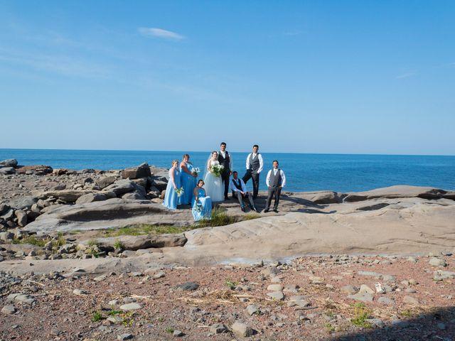 John and Brianna's wedding in Wallace, Nova Scotia 41