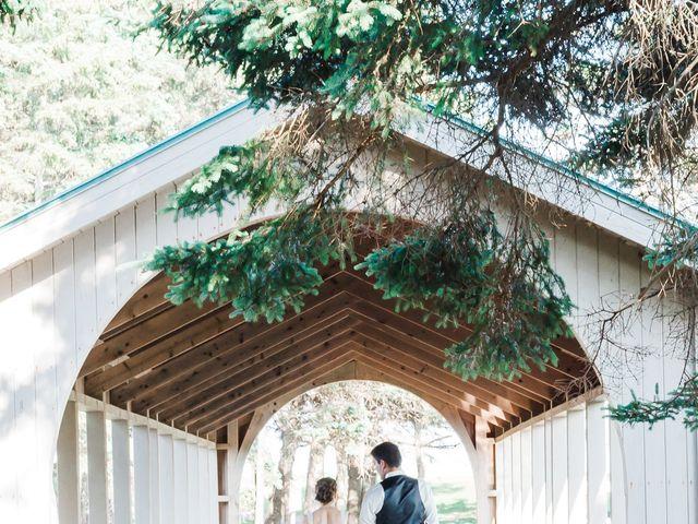 John and Brianna's wedding in Wallace, Nova Scotia 1