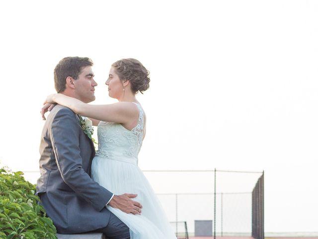 John and Brianna's wedding in Wallace, Nova Scotia 2