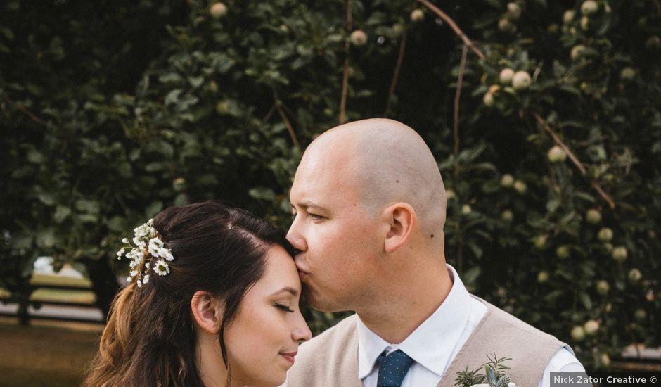 Dallas and Tanisha's wedding in Abbotsford, British Columbia