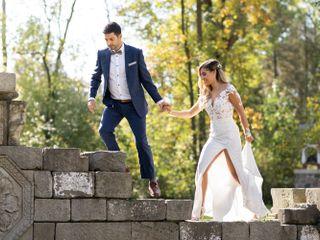 The wedding of Elysha and Edan