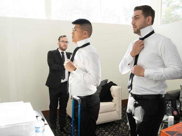 Edan and Elysha's wedding in Toronto, Ontario 45