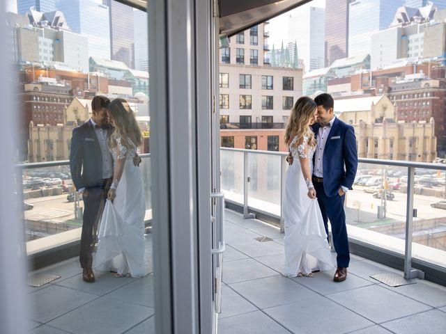 Edan and Elysha's wedding in Toronto, Ontario 57