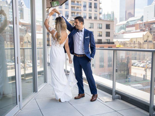 Edan and Elysha's wedding in Toronto, Ontario 58