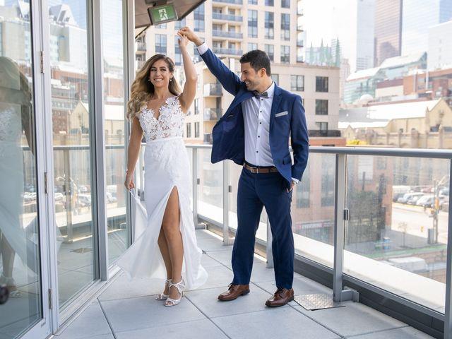 Edan and Elysha's wedding in Toronto, Ontario 59