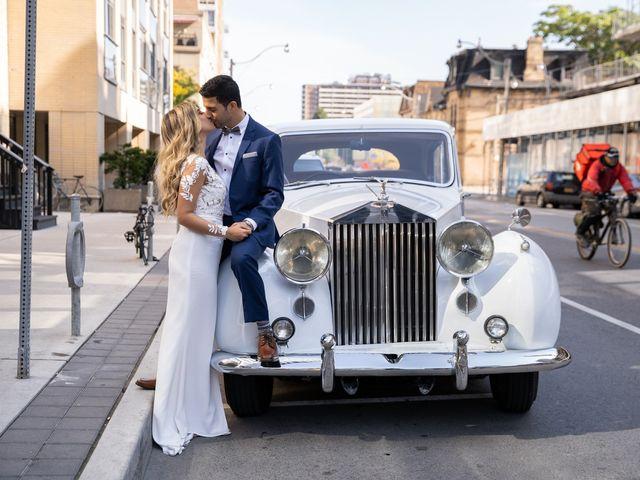 Edan and Elysha's wedding in Toronto, Ontario 67