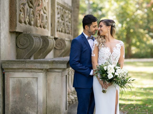 Edan and Elysha's wedding in Toronto, Ontario 78